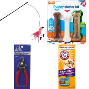 Hot Deals at Chewy: under $10