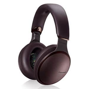Panasonic Noise Cancelling Over The Ear Headphones with Wireless Bluetooth, Alexa Voice Control & for $119