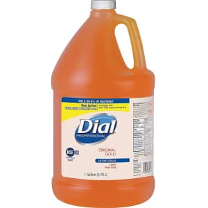 Dial Gold Antimicrobial Liquid Soap for $19