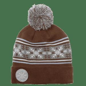 REI Co-op Men's Winter Supplies Graphic Beanie for $8