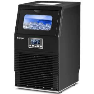 Costway Heavy Duty Commercial Ice Maker for $299