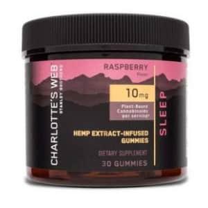 Charlottes Web CBD Sleep Gummies 30-Count for $21