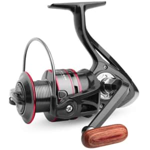 Hunter's Tail Fishing Reel for $27