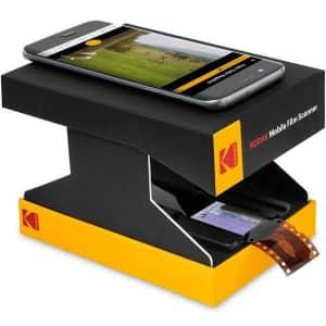 Kodak Mobile Film Scanner for $24