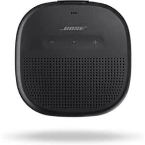 Certified Refurb Bose SoundLink Micro Portable Bluetooth Speaker for $63
