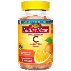 Nature Made Extra Strength Vitamin C Gummies 500mg, for Immune Support, Antioxidant Support, for $10