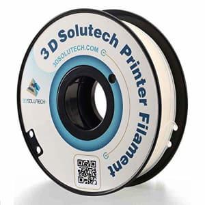 3D Solutech Natural Clear 1.75mm PETG 3D Printer Filament 2.2 LBS (1.0KG) - PETG175CLR for $20