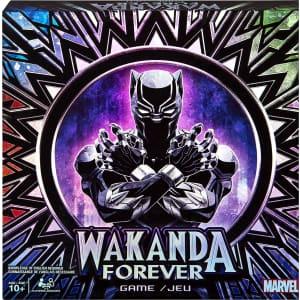 Marvel Wakanda Forever Dice-Rolling Game for $13