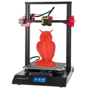 Creality CR-10S Pro Upgraded Auto Leveling 3D Printer for $360
