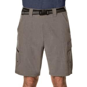 Denali Men's Multi Pocket Cargo Shorts for $9.98 for members