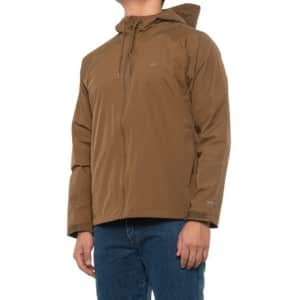 Wolverine Men's I-90 Waterproof Rain Jacket for $22