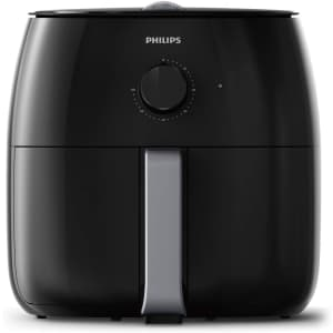 Philips Twin TurboStar Technology XXL Airfryer for $220