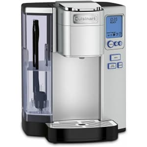 Cuisinart Coffeemaker Premium Single Serve Coffee Machine for $140
