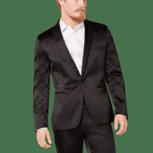 INC Men's Slim-Fit Tuxedo Jacket for $44