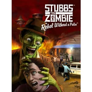Stubbs the Zombie in Rebel Without a Pulse for PC (Epic Games): free