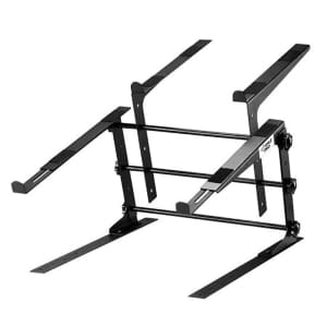 Pyle Adjustable Dual Device Laptop Stand for $30