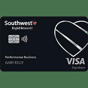 Southwest Rapid Rewards® Performance Business Credit Card: Earn 80,000 points