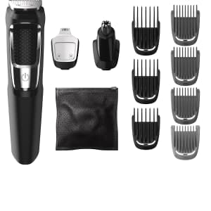Philips Norelco Multigroom 3000 AIO Trimmer for $20