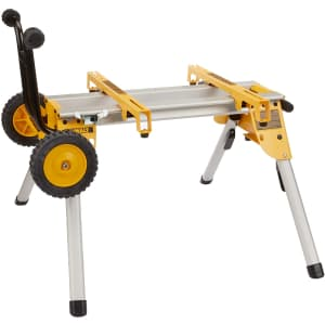 DeWalt Rolling Table Saw Stand for $162