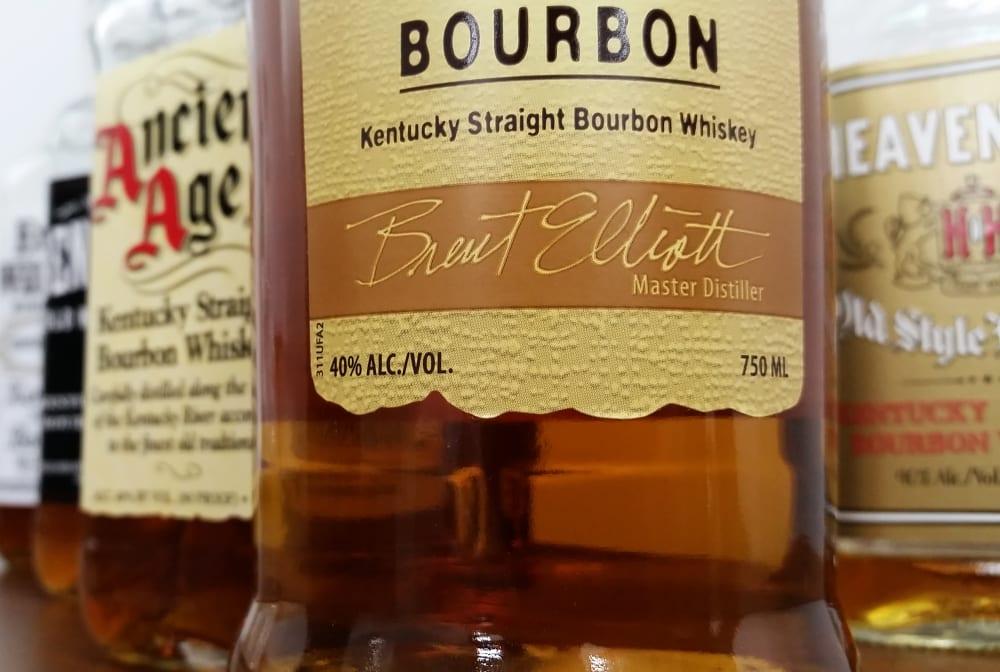 best bourbon under $20