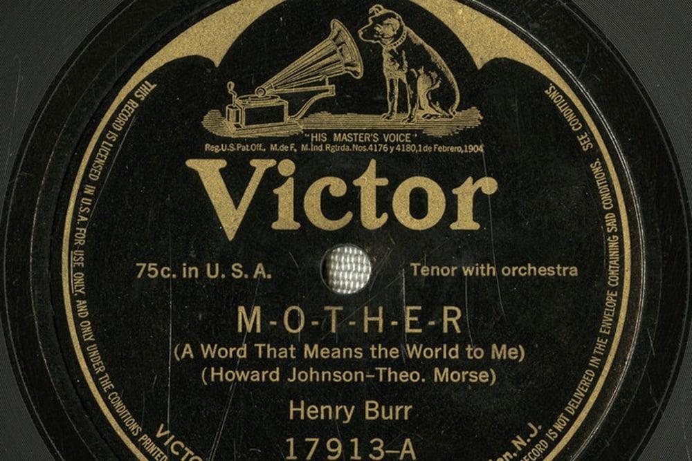 M-O-T-H-E-R record