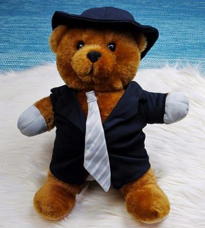 Undertaker Bear