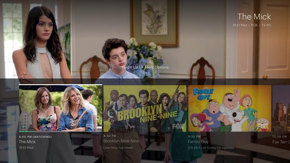 Hulu live streaming service