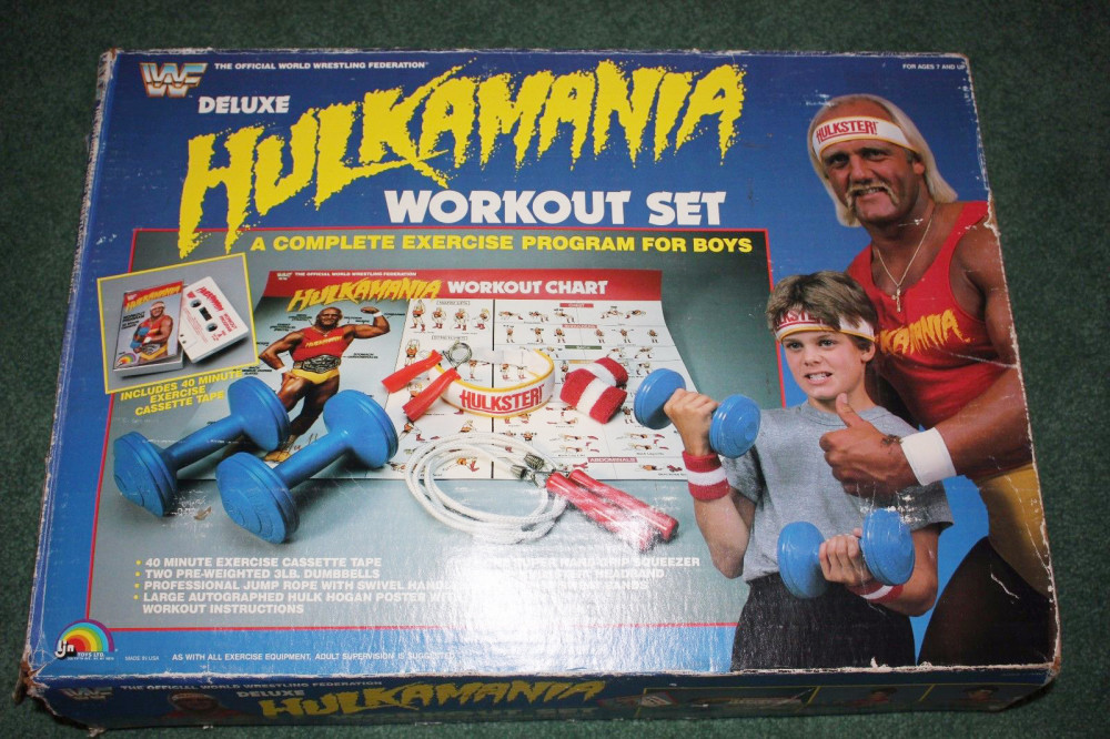 Hulkamania Workout