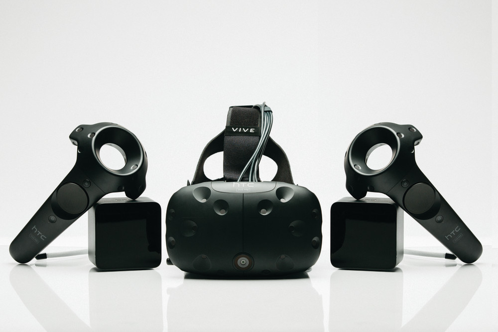 HTC Vive gear