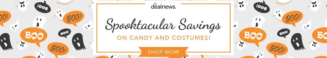 Shop Spooktacular Savings