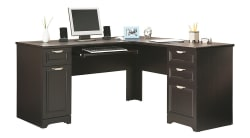 Realspace Magellan Collection LShaped Desk for 155 free
