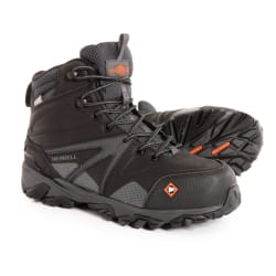 super popular dddd0 d6061 Merrell Men s Trailwork Mid Work Boots