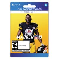 90495e4dd0e Madden NFL 19 for Digital Download
