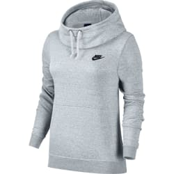 6f1e952aef1 Nike Women s   Women s Plus Size Funnel-Neck Fleece Hoodie   Pants