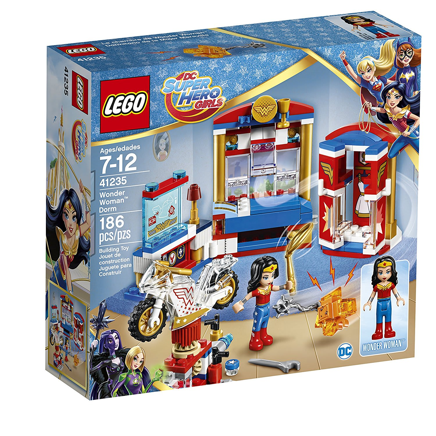 Wonder Woman LEGO set