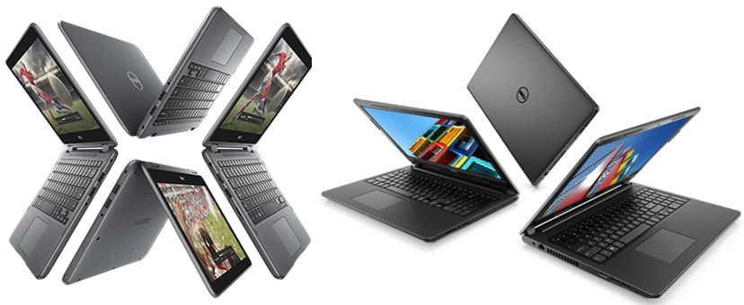 Dell 3000 laptops
