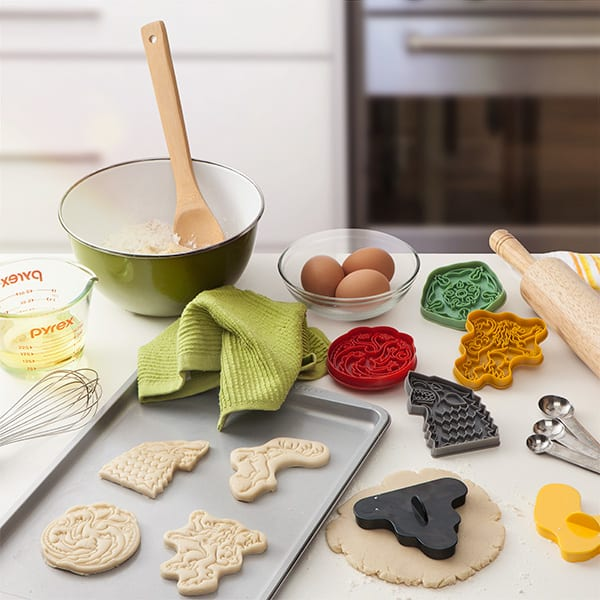 House Sigil Cookie Cutters