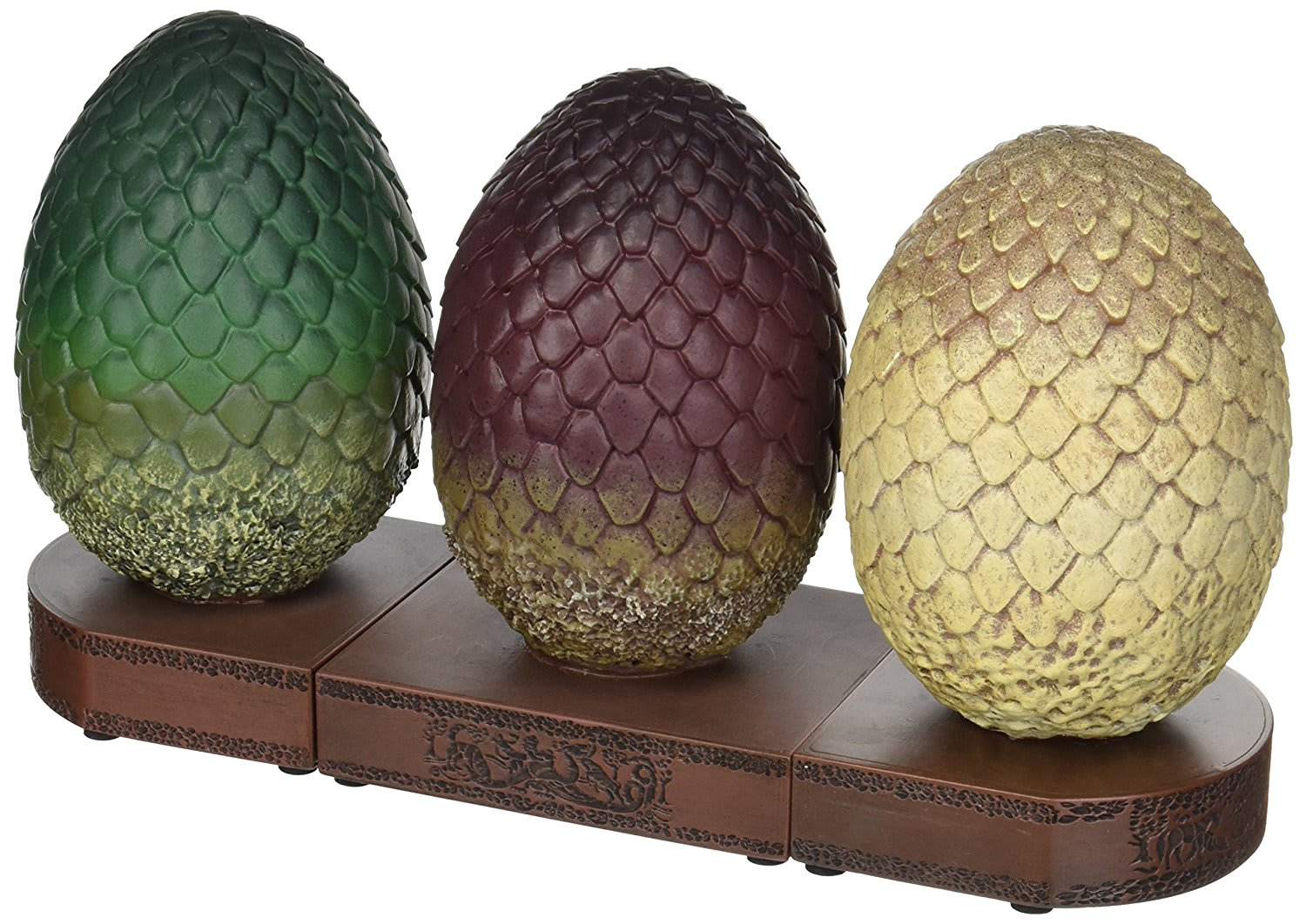 dragon egg bookends