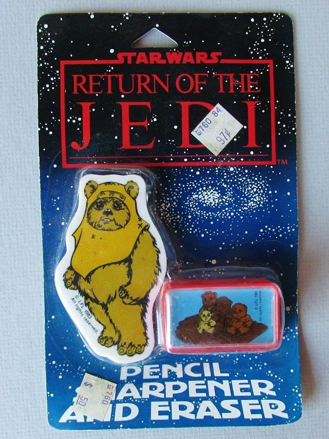 STAR WARS ERASER