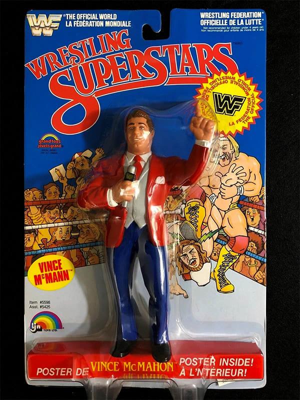 Vince McMahon figure
