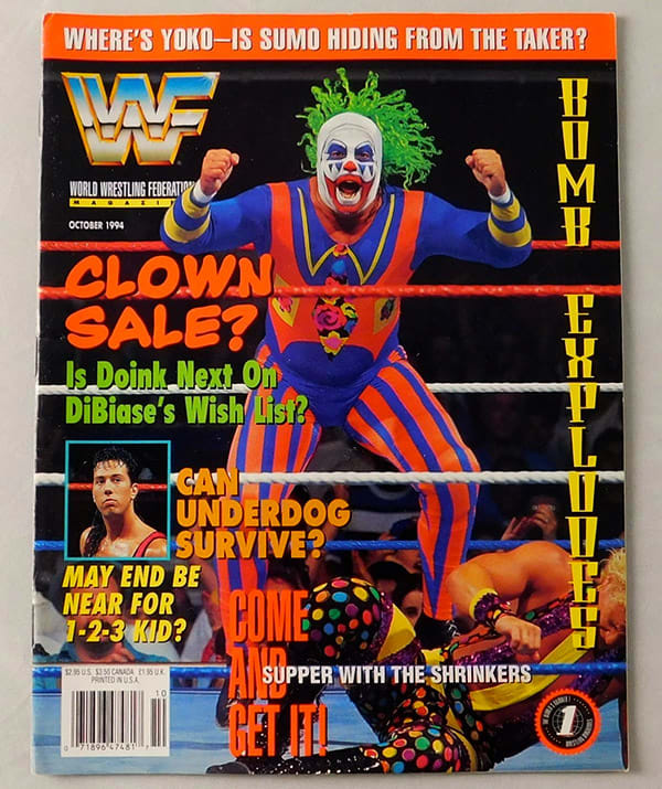 WWF Magazine