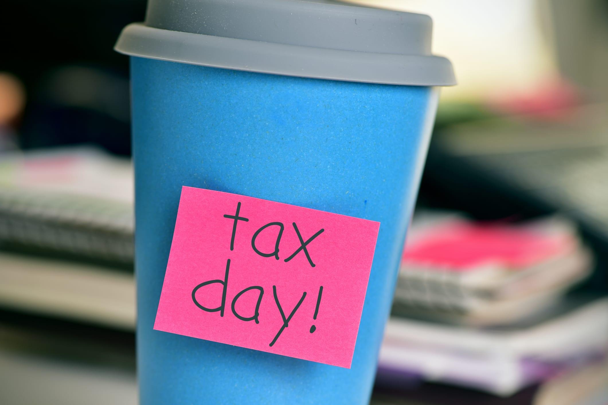 Tax Day 2018