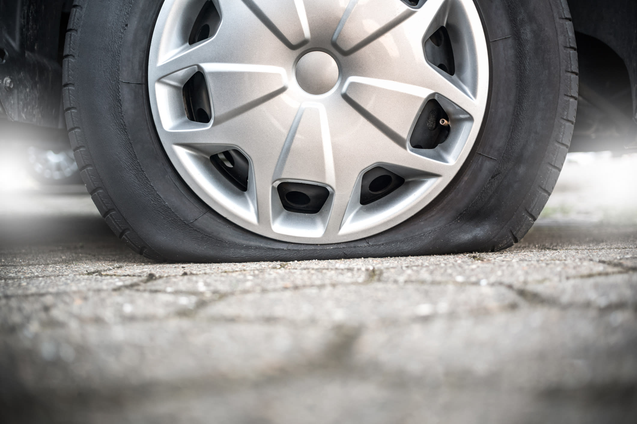 What Time Does Discount Tire Close >> Flat Tire 7 Reasons Not To Repair It With Fix A Flat Or Slime Tire