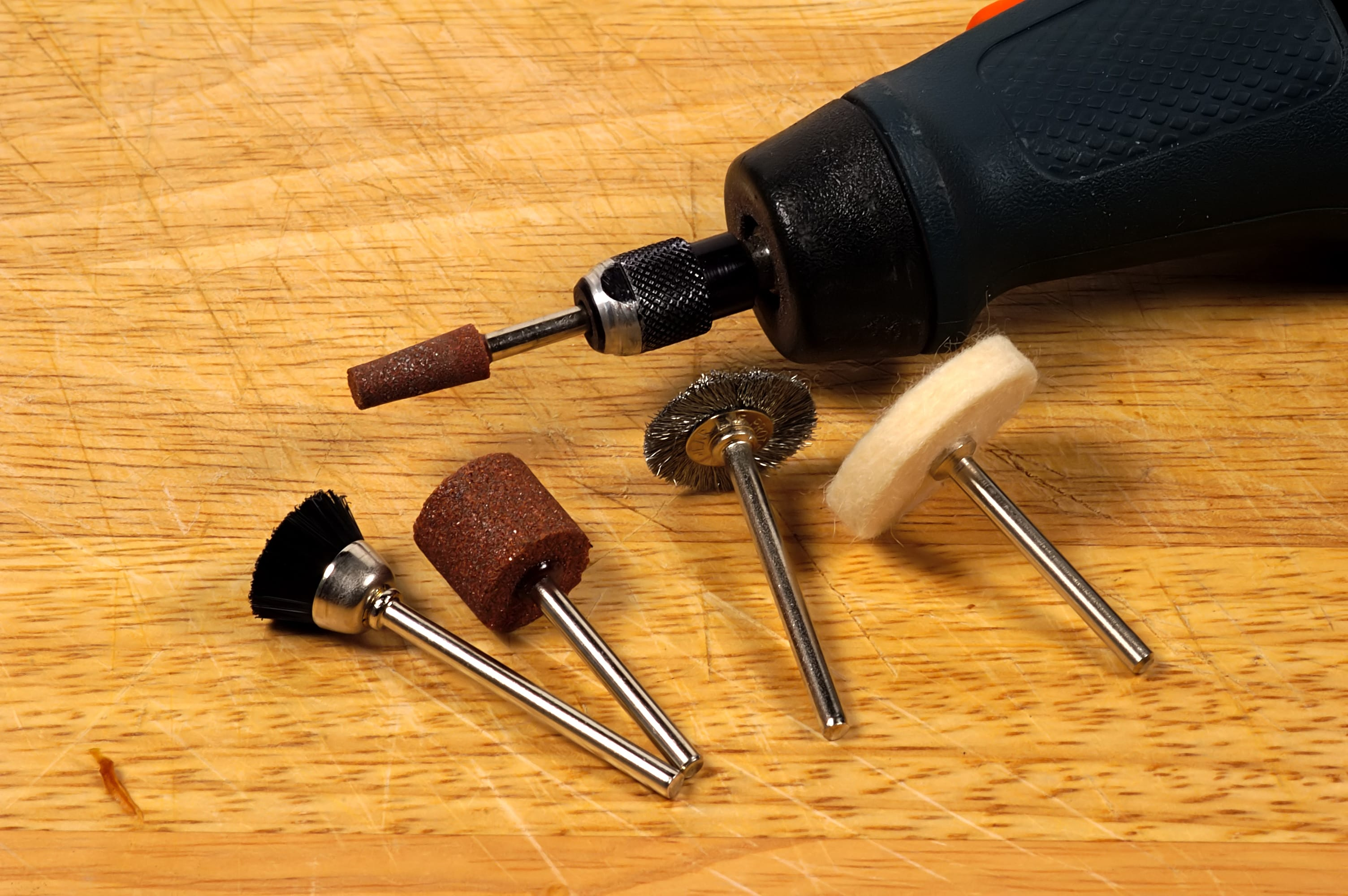 rotary tool and attachments
