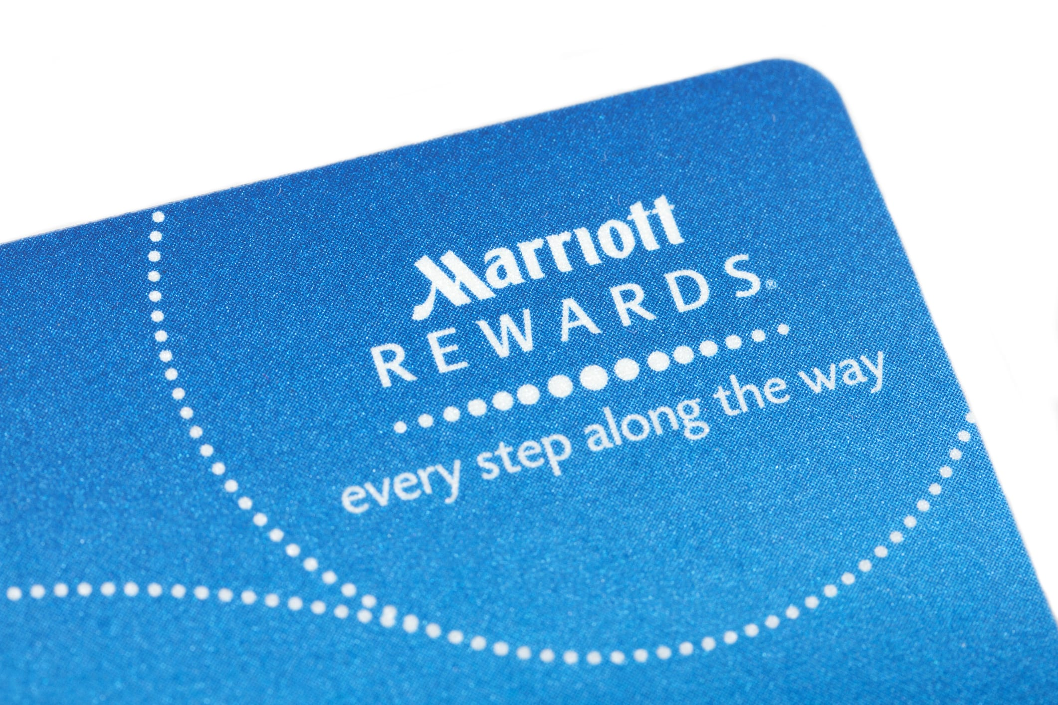 Marriott Loyalty Card