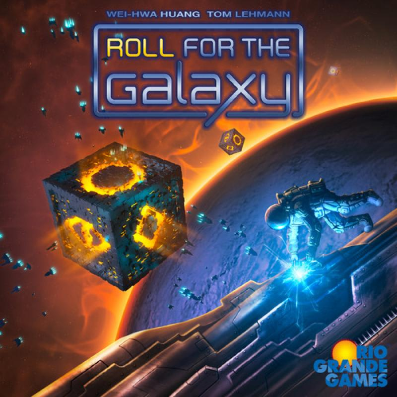 Roll for the Galaxy game