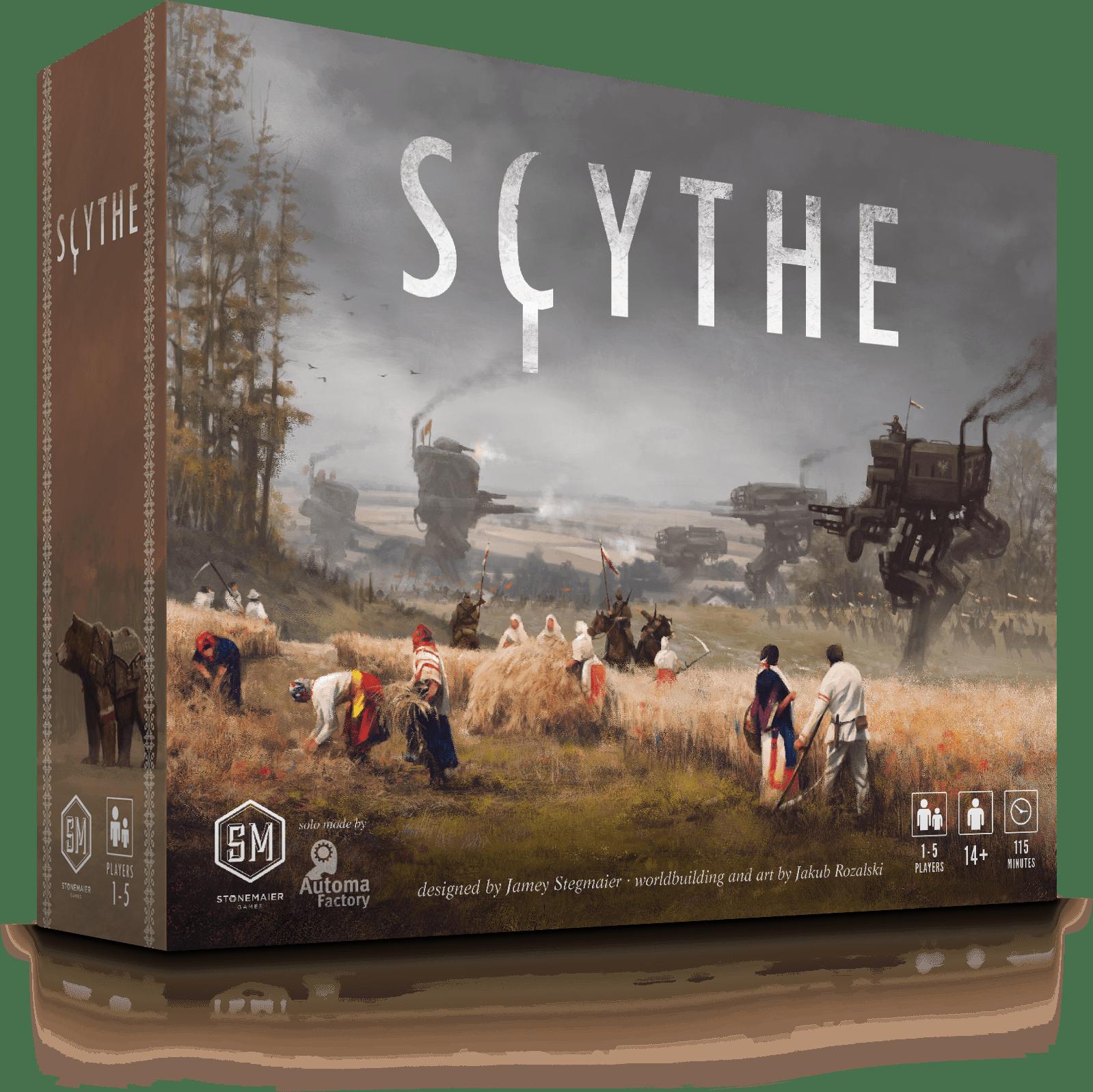 Scythe game
