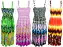 Women's Light-Weight Summer Coverup Dress for $5 + free shipping