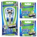 Dorco Men's Pace 6 Plus Razor Combo Set for $13 + free shipping