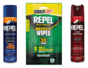 Repel Camp and Hunt Repellant Bundle for $10 + pickup at Walmart